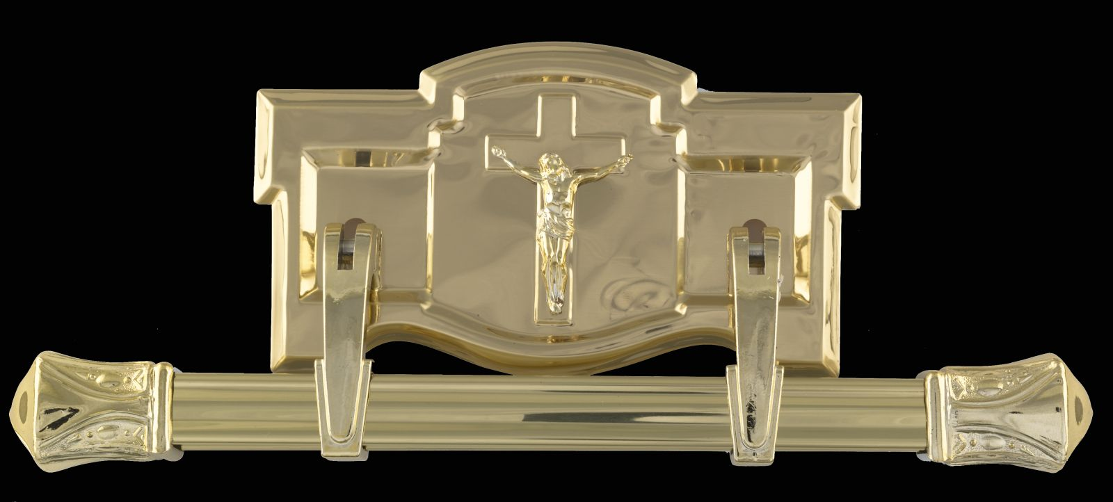 219 Fig/Semi Casket Metal