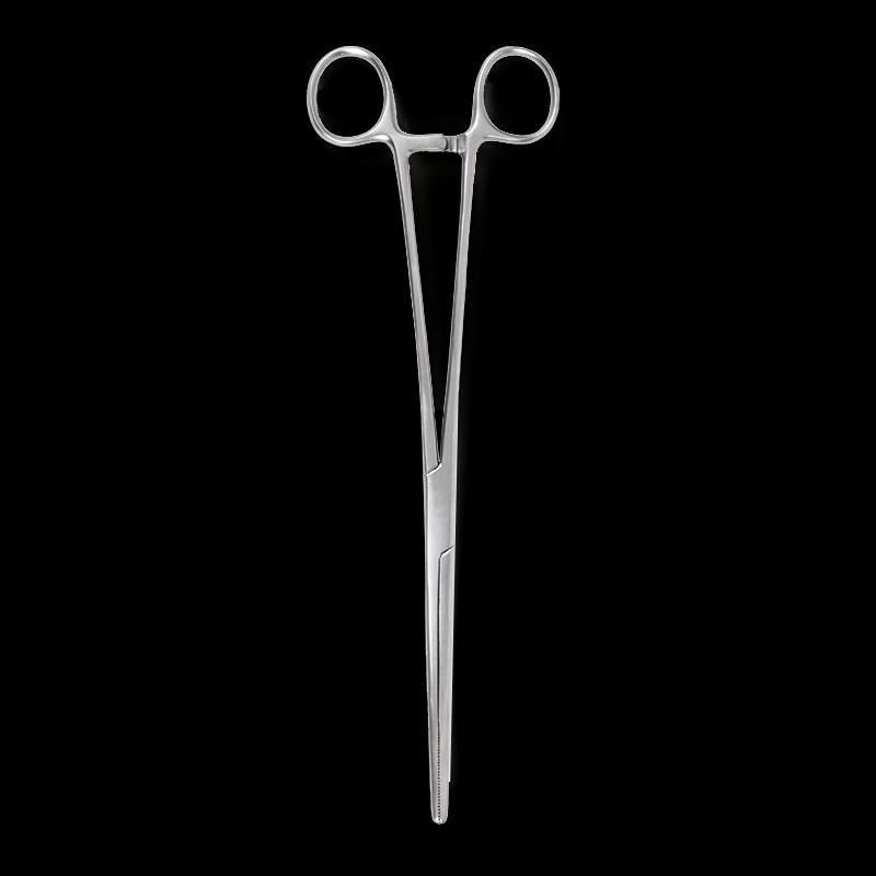 Economy Packing Forceps Slightly Curved
