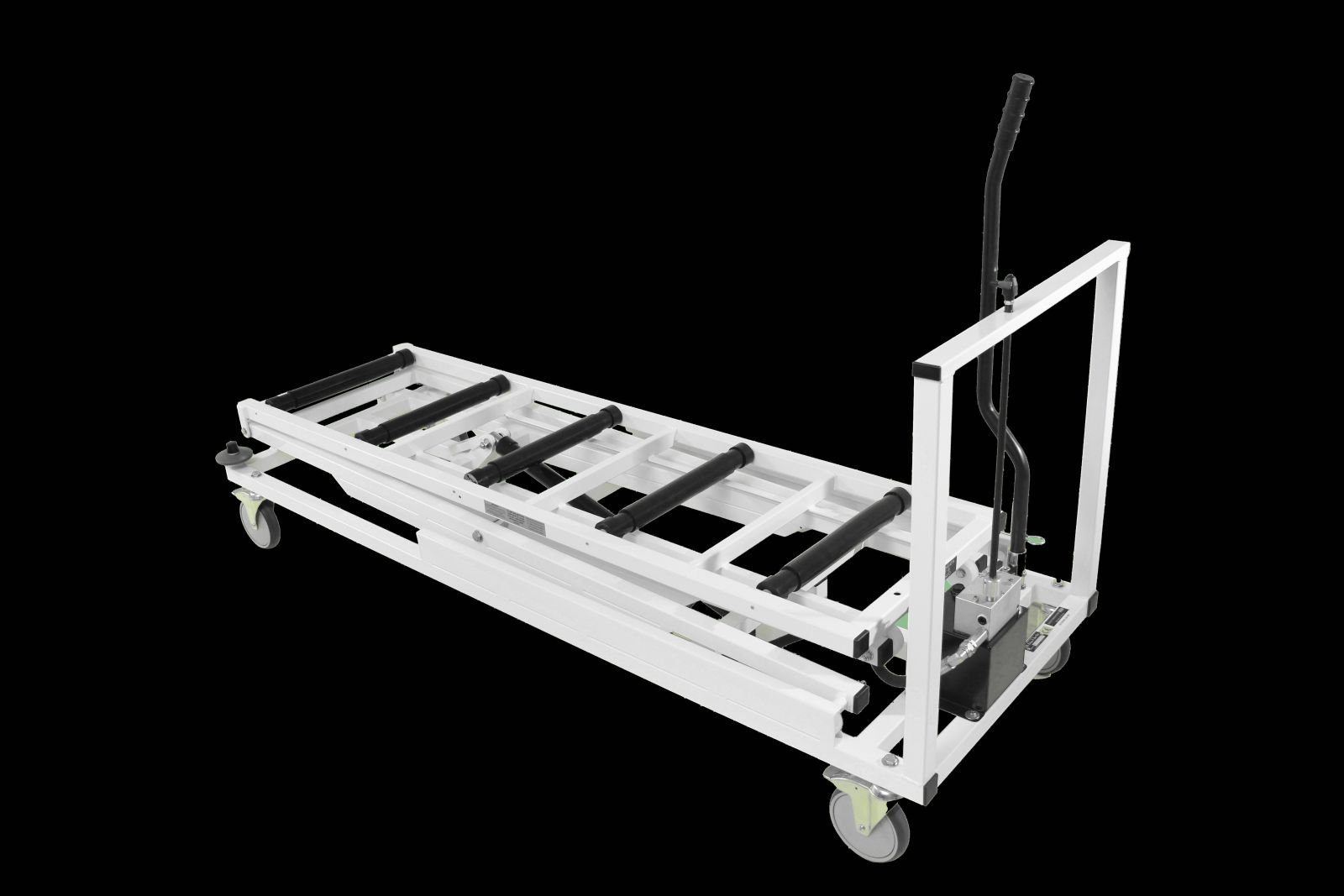 Short Top Manual Trolley