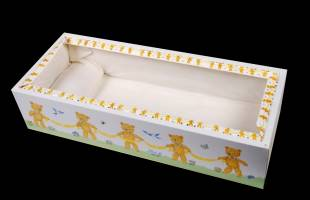 Teddy Infant Casket