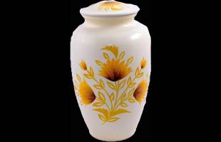 Sunflower Garden Urn