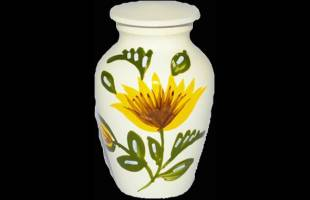 Sunflower Garden Keepsake Urn